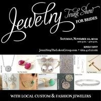 Bridal Jewelry Trunk Show