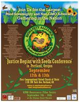 2014 Justice Begins with Seeds Conference