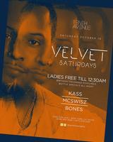 Velvet Saturdays @10thAvenueNY ~ DJs Kass + MCSWISZ +...