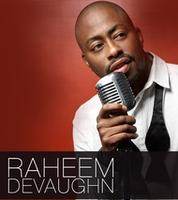 Flow Fridays Featuring RAHEEM DEVAUGHN