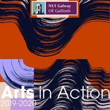Arts in Action NUI Galway logo