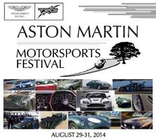 Aston Martin Festival Laguna Seca