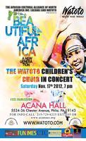 ACANA PRESENTS: WATOTO CHILDREN'S CHOIR IN CONCERT