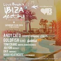 LOVE BRUNCH IBIZA AT DESTINO | SATURDAY 23RD AUGUST...