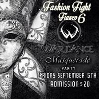 Fashion Fight Fiasco 6 THE MASQUERADE