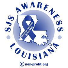 SJS Awareness Louisiana Commitee logo