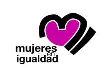 Mujeres en Igualdad logo