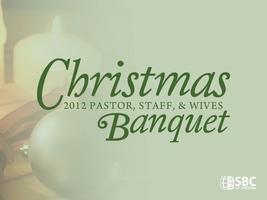 2012 Central East Christmas Banquet