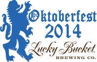 Lucky Bucket Oktoberfest 2014
