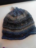 Your First Knitted Hat
