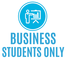 CGCC- Business Students Only Coyote Kickoff logo