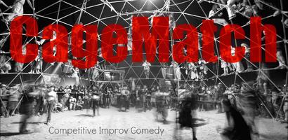 CageMatch: Competitive Improv Comedy (Bangarang vs....