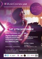 Soul Inspired Events & Presents MusicConnex...