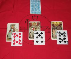 Playing Card Divination