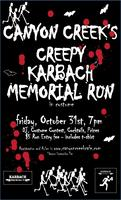 Canyon Creek's Creepy Karbach Memorial Run