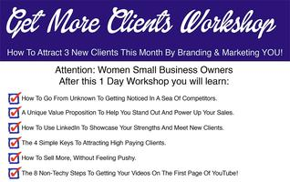 Get More Clients Workshop