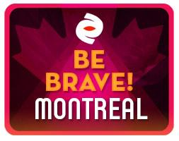 Be Brave! MONTREAL Filmmakers / drunken brunch!!!!