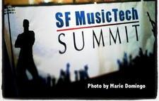 SF MusicTech Summit logo