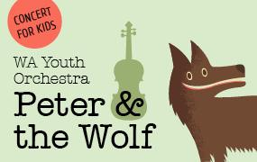 Peter & the Wolf with WAYO [SOLD OUT!]