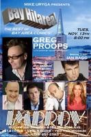 FREE TIX!  A Night of Laughs @ the Hollywood Improv!