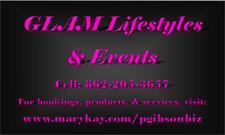 GLAM Lifestyles & Events logo