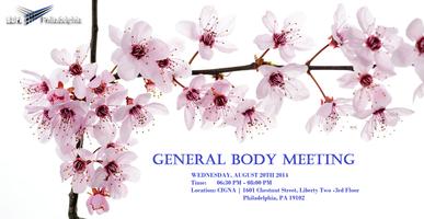BDPA PHL Chapter: General Body Meeting