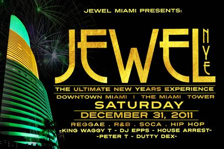 JEWEL - New Years Eve - Live at The Miami Tower.