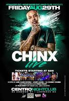 Chinx Drugz Club Centro.
