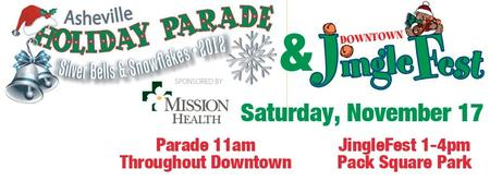 Volunteer for the Holiday Parade and Jinglefest!