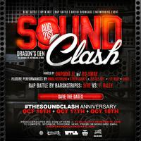 SoundCLASH -- Open Mic | Artist Showcase | Networking...