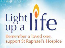 St Raphael's Light up a Life 2014
