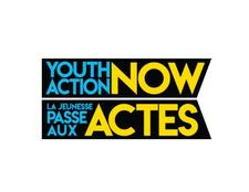 Youth Action Now logo
