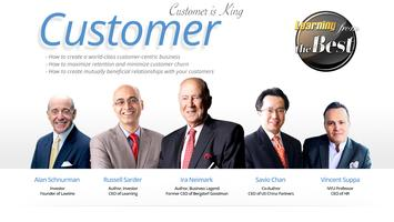 """Learning from the Best"" Customer is King!"