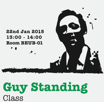 Forward Thinkers - Guy Standing