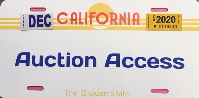 San Diego CoPart Salvage Auto Auction School