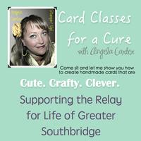 Card Class to Support Relay for Life of Southbridge