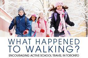 What Happened to Walking? Encouraging Active School...