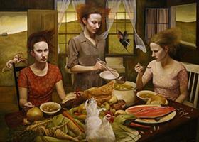 Women Painting Women: Avant Garde Dinner