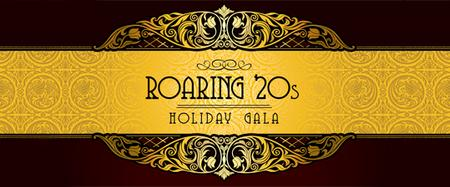 Roaring '20s Holiday Gala