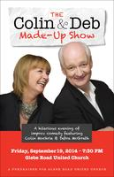 The Colin & Deb Made-Up Show