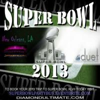 SUPERBOWL XLVII 2013