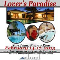 LOVER'S PARADISE 2013