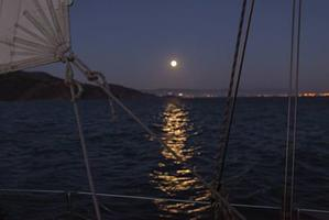 Full Moon & Farewell to the 2014 Season Sail -Only $40!