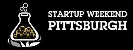 Startup Weekend Pgh - Nov. 21-23, 2014 (#SWPgh)