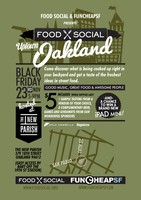 FunCheapSF presents Food Social in Uptown Oakland