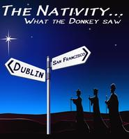The Nativity..... What The Donkey Saw!