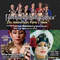 FatChanceBellyDance 25 Year Anniversary Party & Show