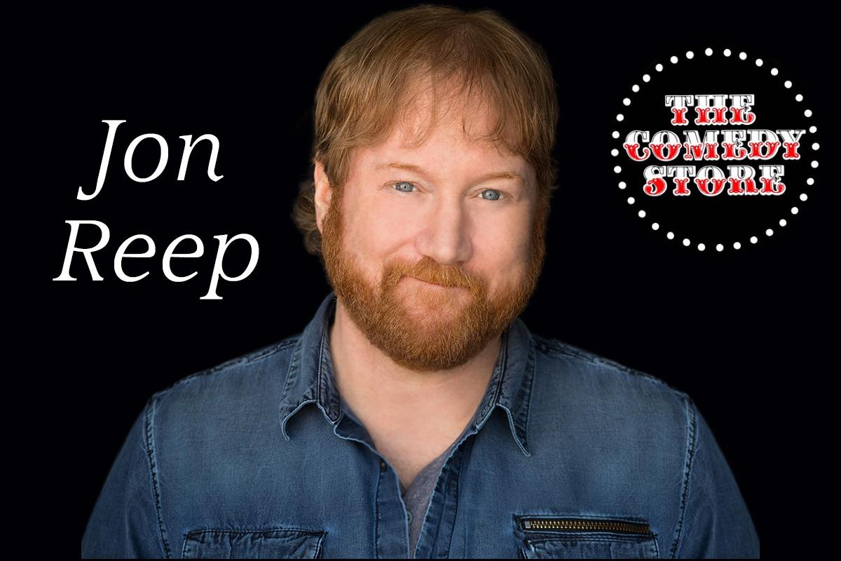 Jon Reep - Saturday - 7:30pm