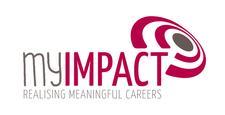 MyImpact, Joanna Hafenmayer logo