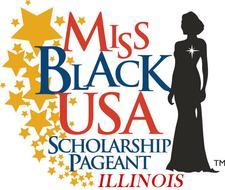Miss Black Illinois USA Executive Director logo